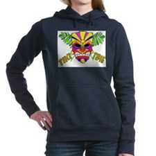 TIKI TIME Hooded Sweatshirt