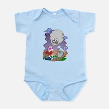 Bye Bye Kitty Infant Bodysuit