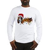 Basset hound Long Sleeve T-shirts