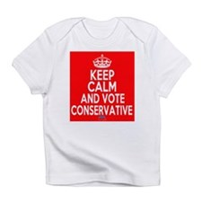 Keep Calm Conservative Infant T-Shirt