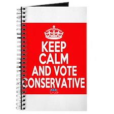 Keep Calm Conservative Journal