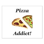 Pizza Addict Small Poster