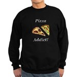 Pizza Addict Sweatshirt (dark)