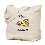 Pizza Addict Tote Bag