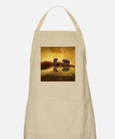 Elephant Custom Name Apron