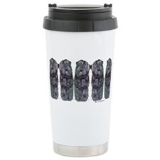 Cute Bouvier des flandres Travel Mug