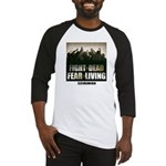 Fight The Dead, Fear The Living Baseball Jersey