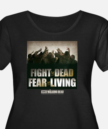 Fight The Dead, Fear The Living T