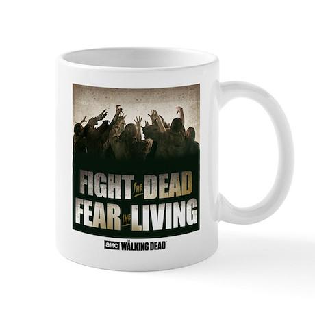 Fight the Dead, Fear the Living Mug