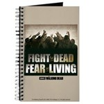 Fight the Dead, Fear the Living Journal