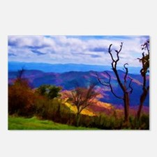 Painting the Mountain Postcards (Package of 8)
