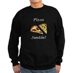 Pizza Junkie Sweatshirt (dark)