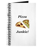 Pizza Junkie Journal