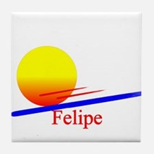 Felipe Tile Coaster