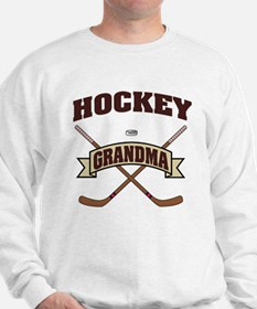 Hockey Grandma Jumper