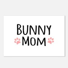 Bunny Mom Postcards (Package of 8)