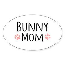 Bunny Mom Bumper Stickers
