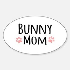 Bunny Mom Bumper Stickers