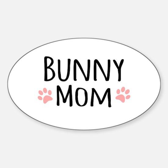 Bunny Mom Decal