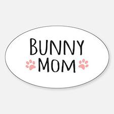 Bunny Mom Stickers