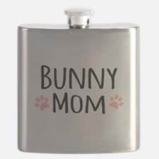 Bunny Mom Flask