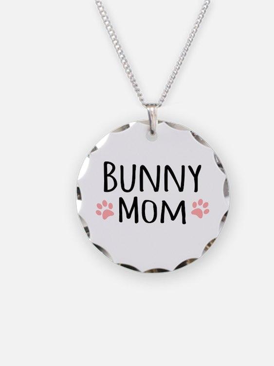 Bunny Mom Necklace