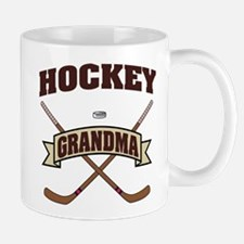 Hockey Grandma Mug