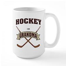 Hockey Grandma Coffee Mug