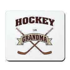 Hockey Grandma Mousepad