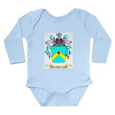 Dax Long Sleeve Infant Bodysuit