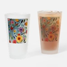 GARDEN FLOWERS Drinking Glass
