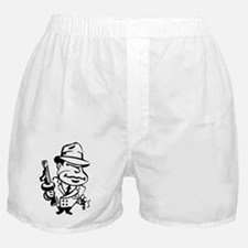 Mobster toon Boxer Shorts