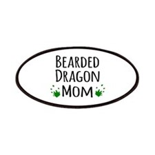 Bearded Dragon Mom Patches