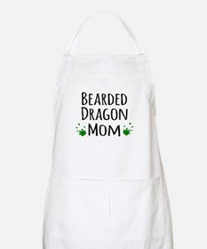 Bearded Dragon Mom Apron