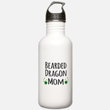 Bearded Dragon Mom Water Bottle