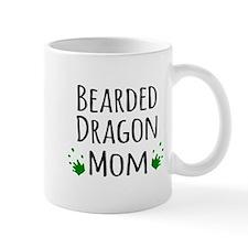 Bearded Dragon Mom Mugs