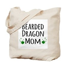 Bearded Dragon Mom Tote Bag