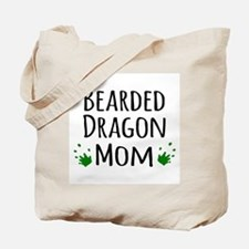 Bearded Dragon Mom Tote Bag