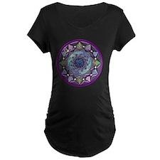 Celtic Fractal Mandala T-Shirt