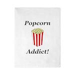 Popcorn Addict Twin Duvet