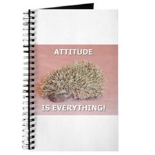 Attitude Hedgehog Journal