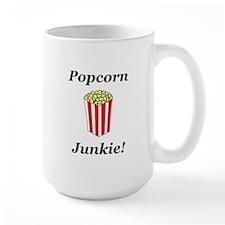 Popcorn Junkie Mug