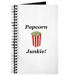Popcorn Junkie Journal