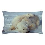 Polar bear Pillow Cases