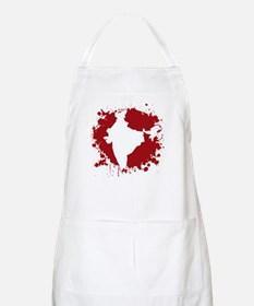 Blood of India BBQ Apron