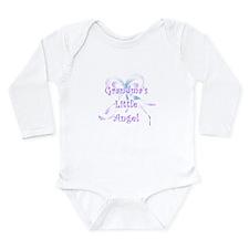Grandma's Little Angel Infant Creeper Body Suit