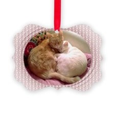 Oliver And Emmette Pretty Ornament