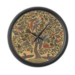 Celtic Tree of Life Large Wall Clock