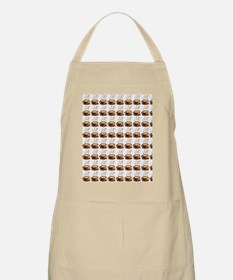 Cups Of Coffee Apron