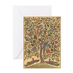 Celtic Tree Of Life Greeting Cards (10)
